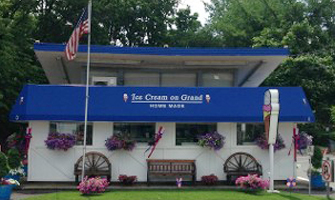 Ice Cream on Grand Front Store